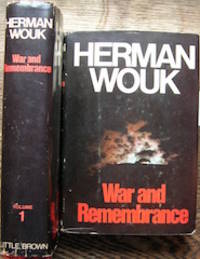 image of War and Remembrance. A Novel