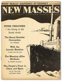 New Masses - Vol.XXIII, No.5 (April 20, 1937)