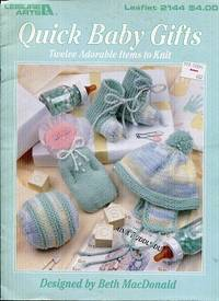 Quick Baby Gifts Leaflet 2144