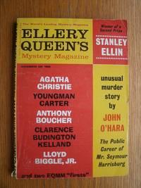 Ellery Queen's Mystery Magazine November 1962