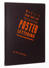 Modern Show Card and Theatrical Poster Lettering