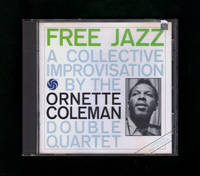 Free Jazz - A Collective Improvisation by the Ornette Coleman Double Quartet. Atlantic Jazz 1364-2, Circa Early 1990s Version