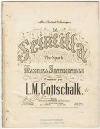 [D-49; op. 20]. La Scintilla The Spark Mazurka Sentimentale