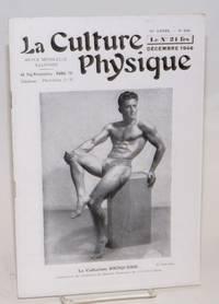 image of La Culture Physique; bulletin Officiel de la Société d'Encouragement à l'Amélioration de la Race, Décembre 1946 - no. 635
