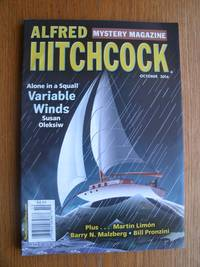 image of Alfred Hitchcock Mystery Magazine October 2016