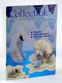 Collectibles (Magazine) - Articles of Excellence, Winter 1982, Vol 1, No.4  - Edmond Dulac Profile