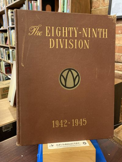 Infantry Journal Press, 1947-01-01. Hardcover. Good. Brown cloth boards have mild wear with a worn t...