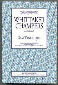 image of Whittaker Chambers: A Biography