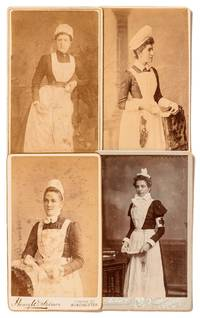 [Cabinet Cards]: British Nurses