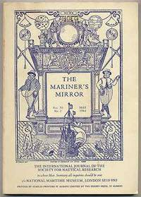 image of The Mariner's Mirror: Volume 70, Number 2, May 1984