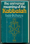 image of The Universal Meaning of the Kabbalah