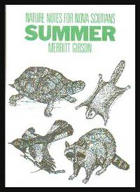 image of Summer Nature Notes For Nova Scotians: Woodland Animals