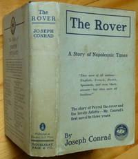 THE ROVER by  Joseph Conrad - First Edition - 1923 - from Sumner & Stillman (SKU: 10929)
