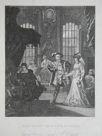 King Henry VIII & Anna Boleyne.