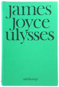 Ulysses by James Joyce - Hardcover - 1979 - from PsychoBabel & Skoob Books (SKU: 490675)