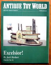 Antique Toy World Magazine.June 1997.