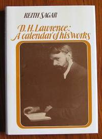 image of D. H. Lawrence: A Calendar of His Works