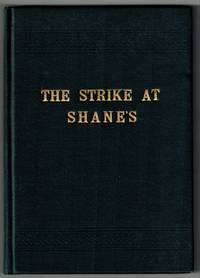 image of The Strike at Shane's; A Prize Story of Indiana