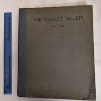 10th Annual Volume of the Walpole Society, 1921-1922