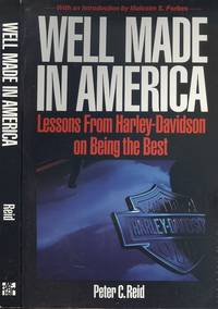 Well Made in America: Lessons from Harley-Davidson on Being the Best
