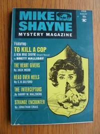 Mike Shayne Mystery Magazine August 1972