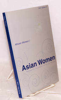 Asian women; a biannual journal: Summer 2003 volume 16: African women II
