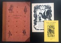 Twelfth Night : With Wood Engravings By Eric Ravilious : With The Publisher s Flyers