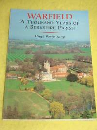 Warfield, A Thousand Years of a Berkshire Parish