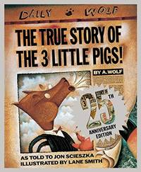 image of True Story of the Three Little Pigs, The