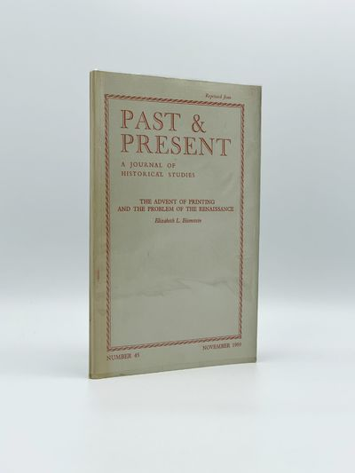 Oxford: Past & Present, 1969. A near fine copy with some light fading to spine, the acetate slightly...