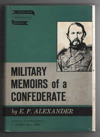 image of Military Memoirs of a Confederate