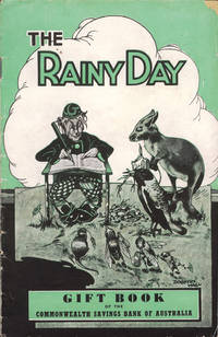 image of The Rainy Day Gift Book of the Commonwealth Savings Bank of Australia