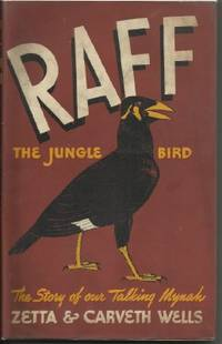 Raff the Jungle Bird The Story of our Talking Mynah