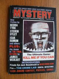 Mystery Monthly February 1977