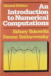 An Introduction to Numerical Computations