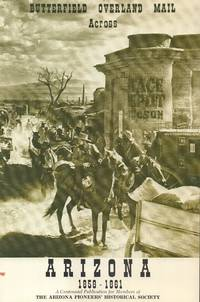 Butterfield Overland Mail Across Arizona