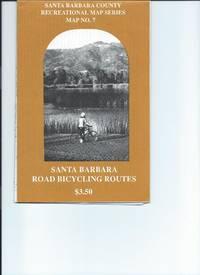 Santa Barbara Road Bicycling Routes - Santa Barbara County Recreational Map Series  Map # 7