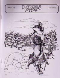Pawprints Fanzine #4 Fall 1996