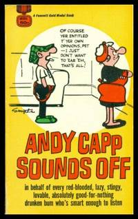 image of ANDY CAPP SOUNDS OFF