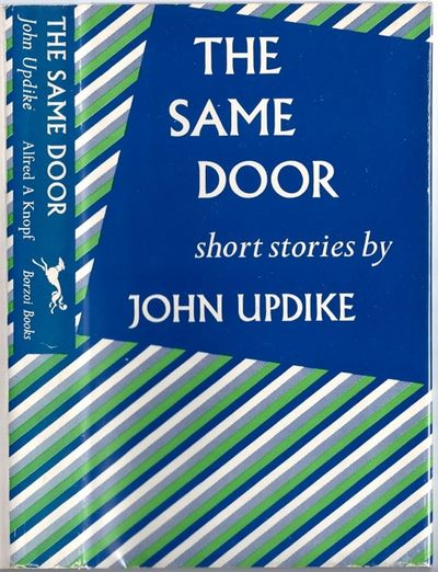 an overview of john updikes stories Relationships in four updike short stories - john updike was born in 1932 in shillington, pennsylvania, a small town where his father was a high school science teacher.