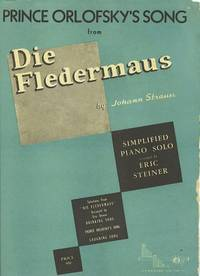 Prince Orlofsky's Song From Die Fledermaus