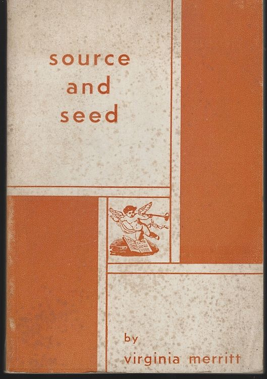 Image for SOURCE AND SEED A Collection of Lyric Poetry