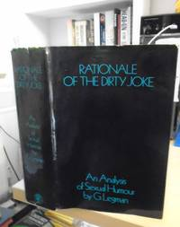 image of Rationale of the Dirty Joke. An Analysis of Sexual Humour