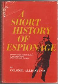 A Short History of Espionage