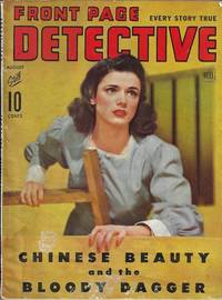FRONT PAGE DETECTIVE: August, Aug. 1943
