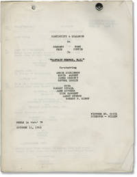 image of Captain Newman, M.D. (Original post-production screenplay for the 1963 film)