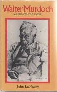 Walter Murdoch: A Biographical Memoir.