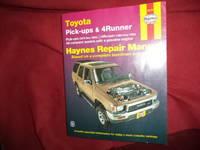 Toyota Pick-ups & 4Runner Automotive Repair Manual. All Toyota Pick=ups and 4Runner 1979 Through...