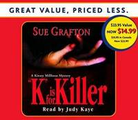 image of K Is For Killer (A Kinsey Millhone Novel)