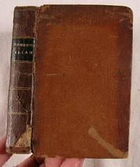 The Iliad of Homer.  Volume II by Homer.  Translated By Alexander Pope - Hardcover - 1825 - from Resource Books, LLC and Biblio.com